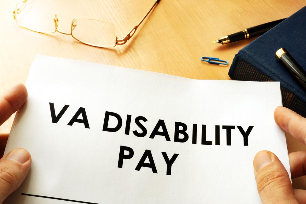 VA disability retirement